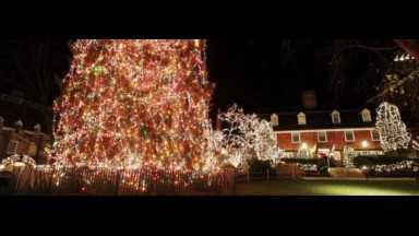 All Video Holiday Cheer from the Princeton Area