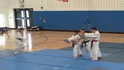 Victory Taekwondo Academy.