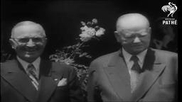 Princeton200Anniversary Truman + Eisenhower