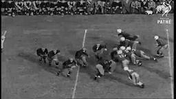 1936 Yale vs Princeton