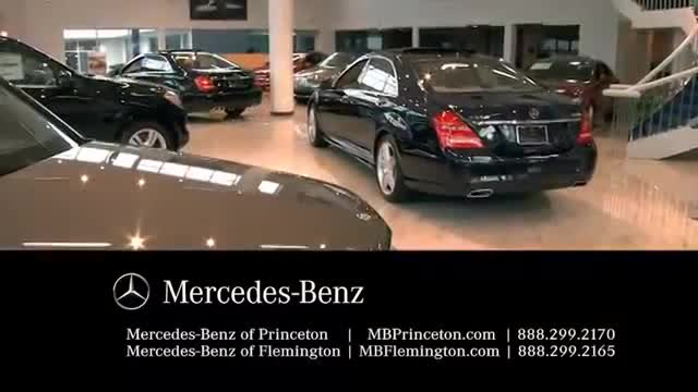 New! May Mercedes 2014 Spring Event