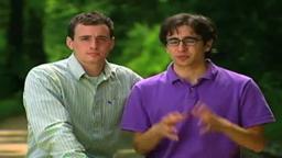 Amazing Race, Princeton Students Connor and Jonathan