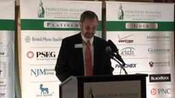 PrincetonPresident speaks May Princeton Chamber of Commerce
