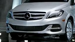 New!ElectricDrive Mercedes B-Class Electric Drive