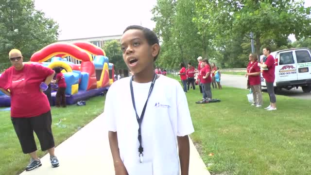 Bank of America/Merrill Lynch - Big Brothers & Sisters Picnic