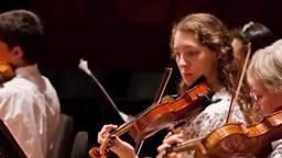 MusicUnitesStudent!  Music unites University & middle school