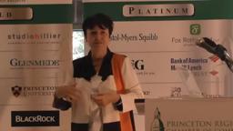 Julie Brown speaks at Princeton Regional Chamber of Commerce Pt2
