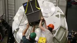 SpacecraftPrinceton' seeks traces of the early universe