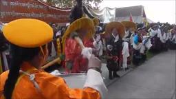 Dali Lama Visits Princeton October 28 2014