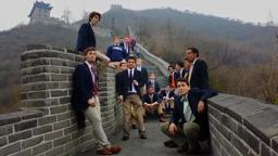 TigertonesGreatWall Princeton Tigertones China Great Wall