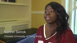 CambridgeStudents & U of Hong Kong students visit Princeton