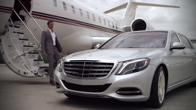 Mercedes-Maybach S600 Video Brochure Quintessential Luxury