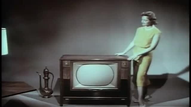 1st TV Remote Control! Sarnoff Corp., Princeton NJ