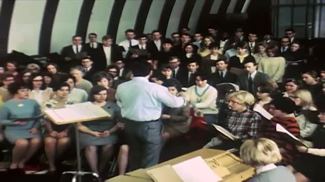 StoryOfWestminsterChoirCollege 'Lead the Love of Music 1960s
