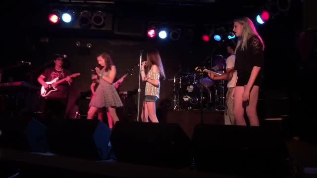 PrincetonSchoolOf Rock Tribute to The Monkees Aug.9 2015