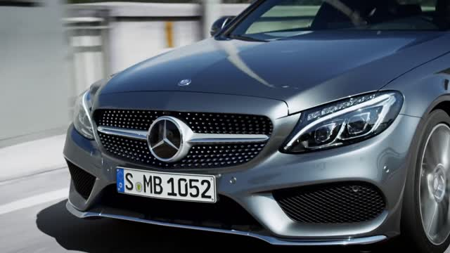 Stunning! The 2017 Mercedes Benz C-Class Coupe
