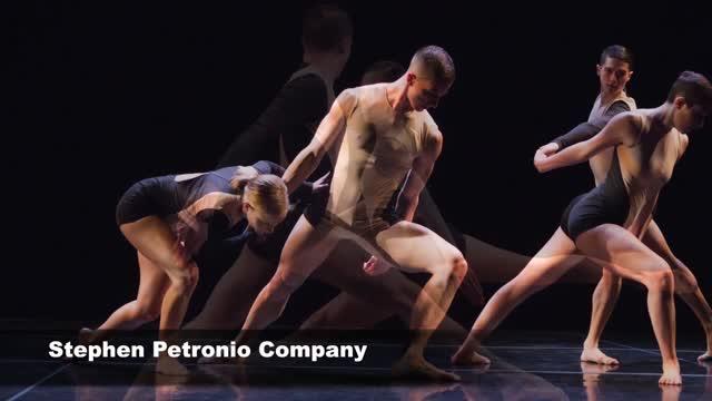 McCarter Theatre Princeton 2015-2016 Dance Series