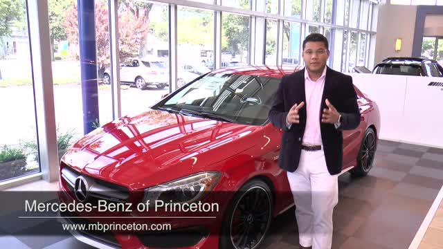 Jay Caceres Mercedes Benz of Princeton Video Business Card