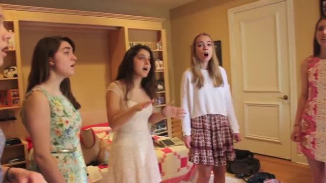Brave/ Roar (Sara Bareilles/ Katy Perry) Princeton Tigressions