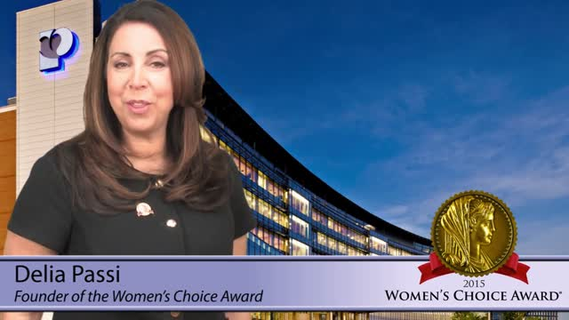 Princeton Healthcare System Winner Women's Choice Award