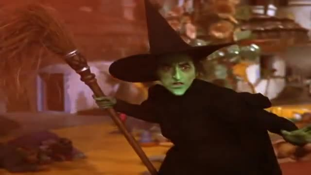 The Wicked Witch, Princeton Resident Margeret Hamilton