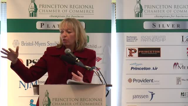 Michele Brown CEO NJ Economic Development Authority part 2