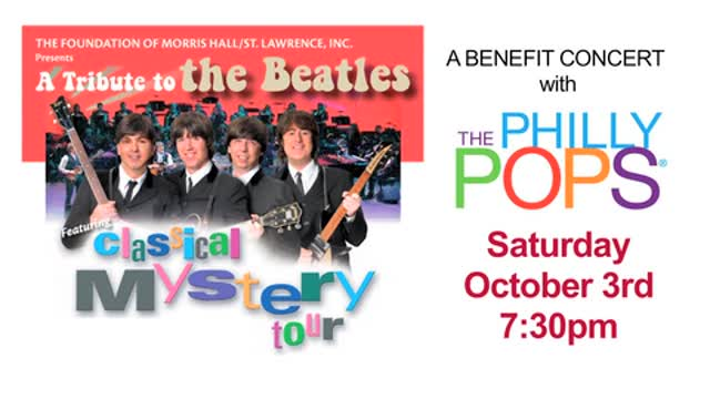 A Tribue to The Beatles @ Trenton War Memorial Oct.3