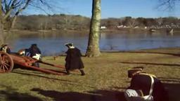 Washington Crossing GW reenactment