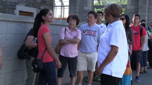 Princeton community welcomes new members to campus