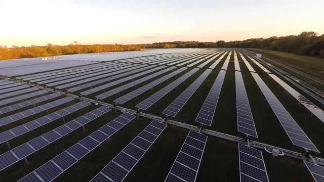 Largest High School Solar Field in US at Lawrenceville School