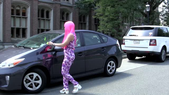 CarShare - Princeton University Green Tour: Enterprise CarShare