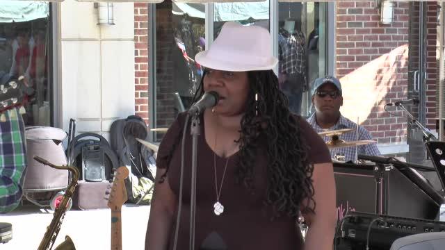 Uncut clips- Franklin & Alison Orchestra @ Harvest Fest '15