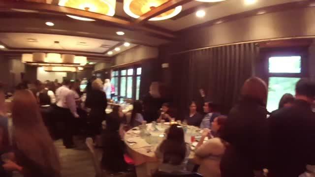 HDME @ Salt Creek Grille/Princeton Eye Group Party