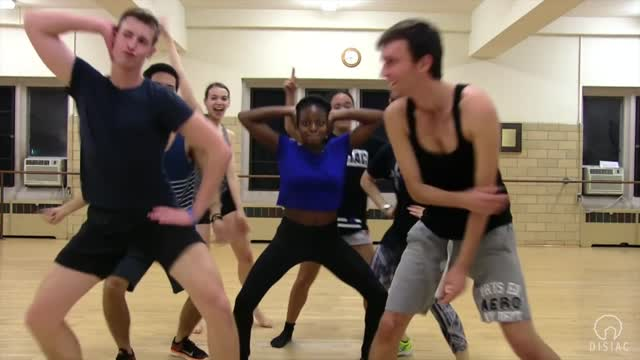 IWelcome to diSiac Dance, Princeton - Fall 2015