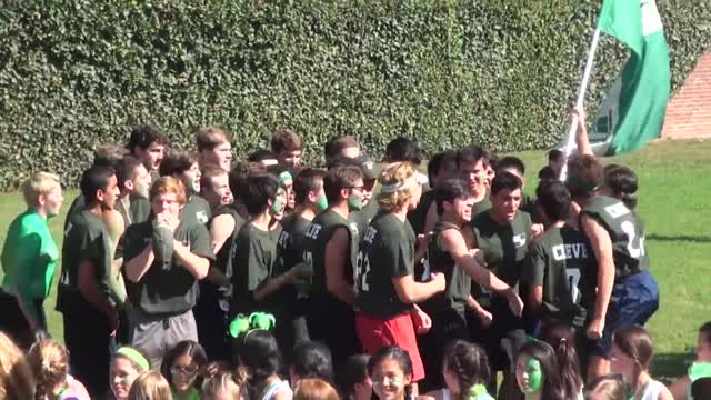 The House Olympics 'Going for the Gold- Lawrenceville School