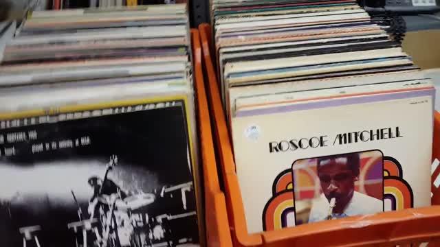 Free Jazz Pt1 @ Princeton Record Exchange Nov'15