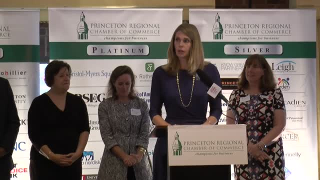 Princeton Chamber Community Develepment Fund Awards