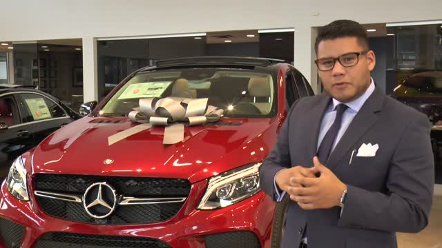 New 2016 GLE 450 AMG @ Mercedes Princeton
