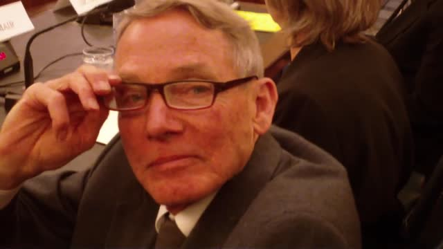 Princeton Prof William Happer exposed for fossil fuel ties.