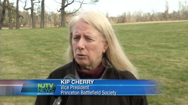 The Battle Continues over Princeton Battlefield