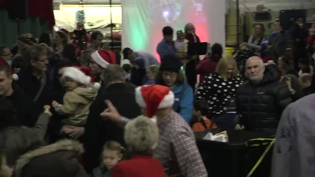 Come Join Us: Santa's Fly In - Princeton Airport Dec.24