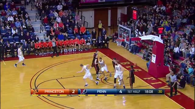 Princeton overcomes Penn in OT College Basketball