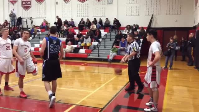 Princeton HS vs. Allentown Boys Basketball 1/22