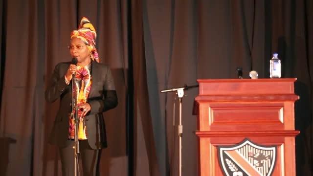 Angélique Kidjo - Hun School Centennial Speaker