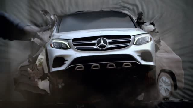 'Overachiever' New 2016 Mercedes Benz GLC SUV