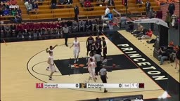 Men's Basketball Highlights Princeton vs. Harvard - 2/5/16