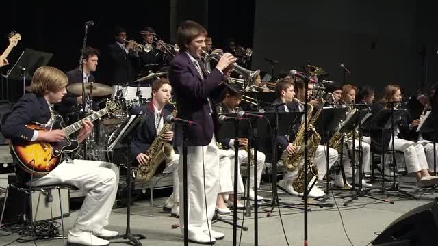 Princeton High School @ Berklee Jazz Festival 2016
