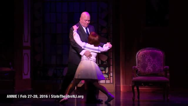 Annie @ State Theatre NJ Feb 27-28, 2016