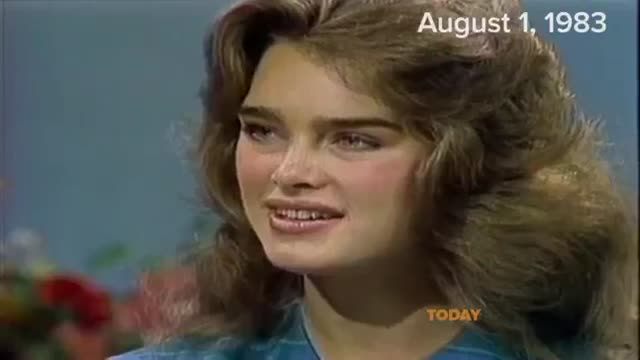 Brooke Shields on what she expected from Princeton U.