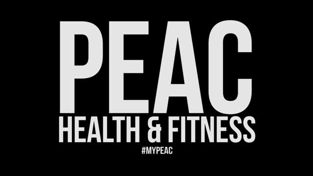 'What's Your PEAC?' - PEAC Health & Fitness